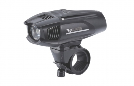 Фонарь передний BBB Strike 760 lumen LED